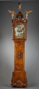 Dutch Tall Case Clock