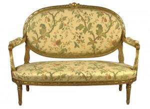 Napoleon III Period Salon Suite