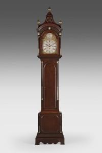 English George III Period Tall Case Clock