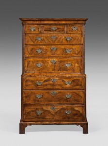 English George I Period Chest