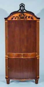 Dutch Corner Cabinet
