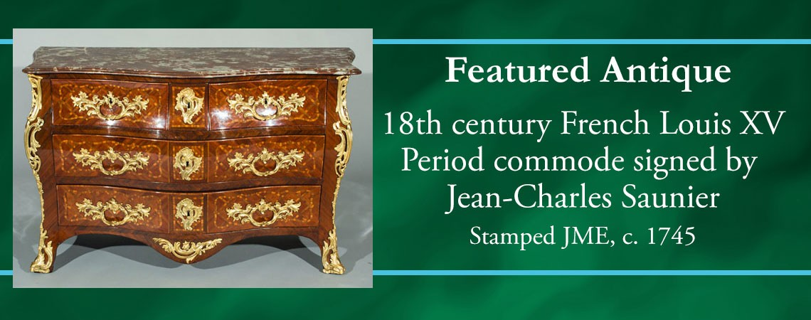Louis XV Commode Slider