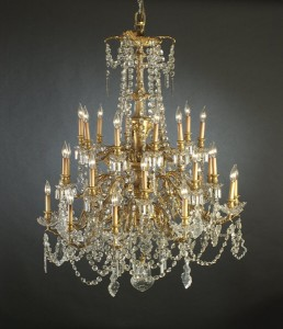Thirty Light Chandelier